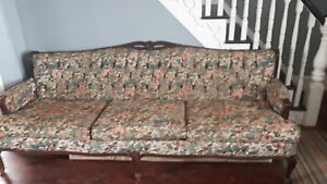 Couch for sale French Provencial REDUCED!!