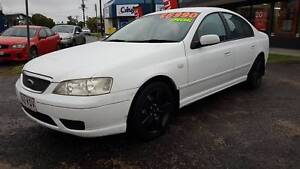 2005 Ford Fairmont - AUTO - WITH REGO - TODAY ONLY SALE!!!! Maroochydore Maroochydore Area Preview