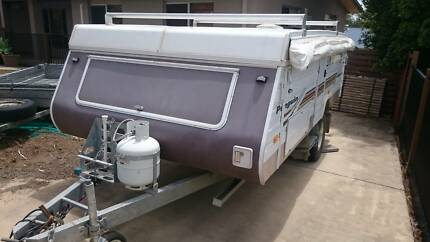 2006 Jayco penguin outback Clinton Gladstone City Preview