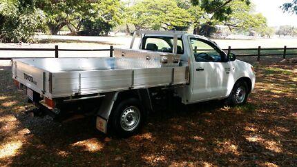 Toyota Hilux Fannie Bay Darwin City Preview