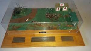 Diorama 100th Anniversary Australian Infantry in France 1914 -1918 Merrylands Parramatta Area Preview