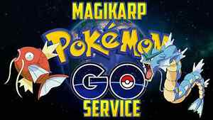 Pokemon Go Magikarp Service, Pokeballs Free*, Rare Catches Free*. Southbank Melbourne City Preview