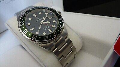 Grovana GMT 1572.2 Swiss men's watch NEW