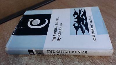 The Child Buyer, John Henry, Contemporary Fiction, 1962, Hardcove