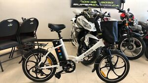 Super E Bikes - 705 326 5050 - financing available call now