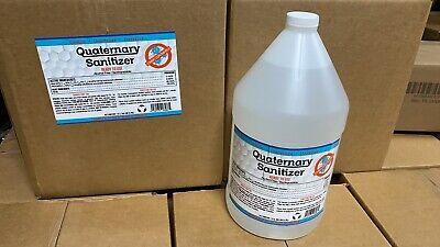 Quaternary Sanitizer Disinfect Combat 1 -