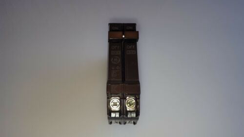 GE THQP240 GENERAL ELECTRIC 2 pole 40 amp 120/240v THQP TANDEM CIRCUIT BREAKER