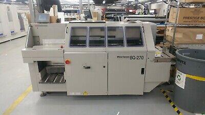 Horizon Bq-270 Perfect Binder Guarantee - Standard Duplo Morgana