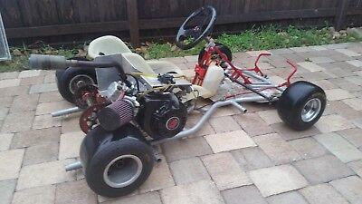 Complete Go-Karts & Frames - Racing Go Kart Parts - Trainers4Me