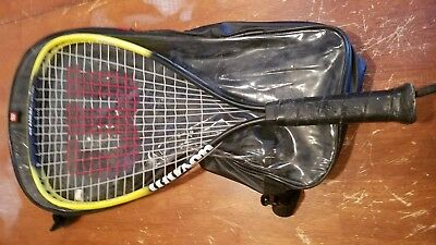 racquetball racquet for sale  Shipping to Canada