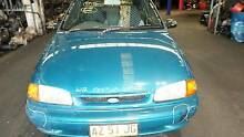 FORD FESTIVA WB 3DR HATCH 1995 WRECKING VEHICLE S/N V6553 Campbelltown Campbelltown Area Preview