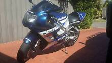2001 Suzuki Gsxr 1000 Greenwith Tea Tree Gully Area Preview