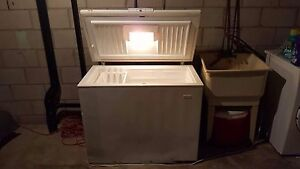 Freezer in good condition $140 or best offer