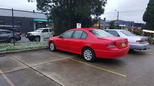 Ford falcon ba 2004 with only 118000km