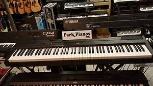 Yamaha P115 With STAND & STOOL NEW @ Park Pianos Victoria Park Victoria Park Area Preview