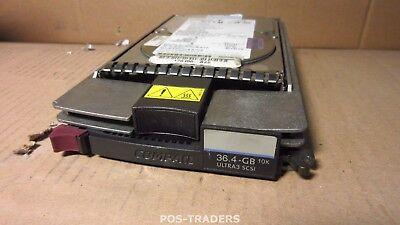 HP Compaq SCSI Ultra 3 36,4 GB 10K BD03664553 232574-002 FROM DL580 G2 325134-42