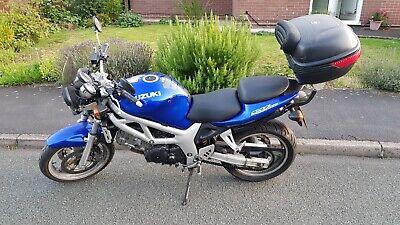 SUZUKI SV650 K1 (X-Reg / 2000) Blue