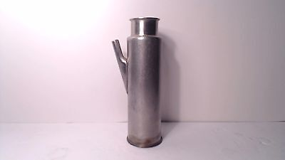 Rare 1941 Teat Cup Shell Stainless For Cow By Walter Scott Speedway-08