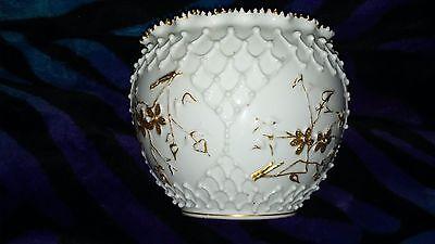 Knowels Taylor Knowels Fishnet Bowl (Circa 1870 - 1910)  Excellent condition