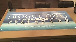 Star Wars Rogue One Movie Poster