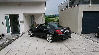 mercedes Benz Slk W171 Brabusumbau