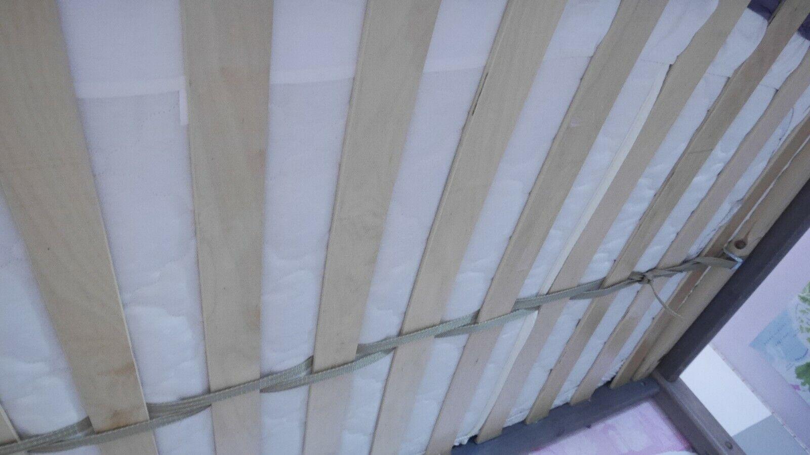 Lit mezzanine flexa terra avec échelle inclinée