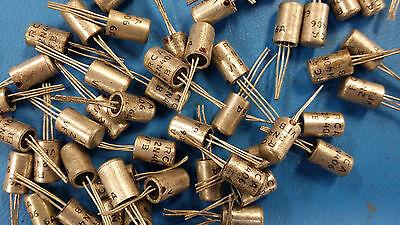 1 2n406 Equal Nte102 Rca Transistor Pnp Germanium 32v 1a To-1 Medium Driver