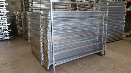 LIVESTOCK PANELS / CATTLE PANELS / HORSE PANELS Capalaba Brisbane South East Preview