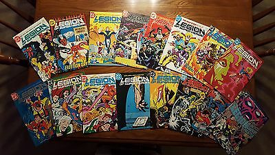 LEGION OF SUPER-HEROES (1984) #1 thru 16 SET/LOT Check Photos!
