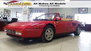 1989 Ferrari Mondial 328