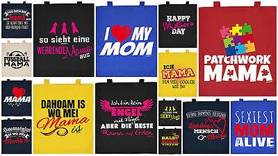 Mutter Geschenktasche Mama Schwangerschaft Geburtstag Muttertag Patchwork Tasche