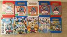 Thomas the Tank Engine DVDs Glenmore Park Penrith Area Preview