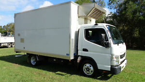 Fuso Canter 615  Refrigerated Rocklea Brisbane South West Preview