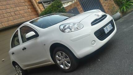 2012 Nissan Micra Hatchback Kingston South Canberra Preview