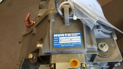 ZF / HURTH HSW800V1-1.2:1 V-DRIVE TRANSMISSION NEW OLD STOCK