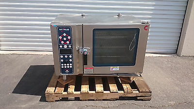 Alto Shaam 6.10 Ml Combitherm Combi Oven In 208v Electric Pristine