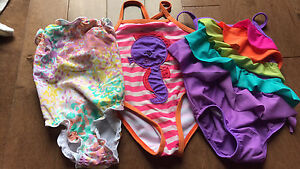 Baby Girl Swim Suits $8 for all 3
