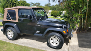 Jeep Wrangler Sport 4×4 TJ for sale Woolgoolga Coffs Harbour Area Preview