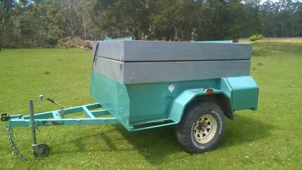 Off-Road Camper Trailer Reedy Marsh Meander Valley Preview