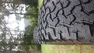 BF Goodrich All-Terrain Tyres Canungra Ipswich South Preview