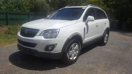 2012 Holden Captiva SUV