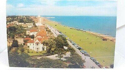 Vintage Postcard The Greensward Frinton on Sea Essex Posted 1974