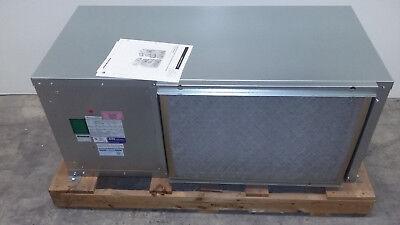 Mcquay Wccw5036bkyrs Sn Aubu133201233 Ceiling-mounted Horiz Heat Pump 36000btu