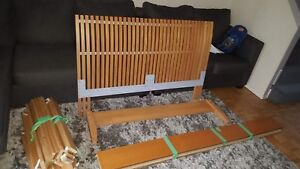 Ikea Double Bed Frame - Free Delivery