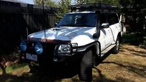 2006 Nissan Patrol SUV