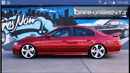 2006 BF MK2 XR6 TURBO