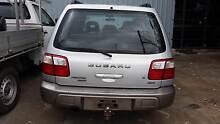 2001 Subaru Forester 79V Limited WRECKING Seventeen Mile Rocks Brisbane South West Preview