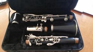 Clarinet:  Buffet Crampon & Cie a Paris Bb