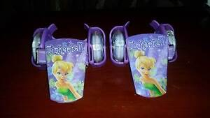 Tinkerbell Heel Skates in good condition Perth Perth City Area Preview