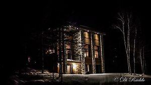 Chalet de luxe , spa et sauna orford